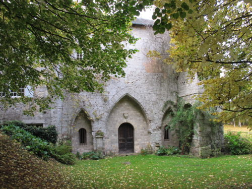 Grestain Abbey