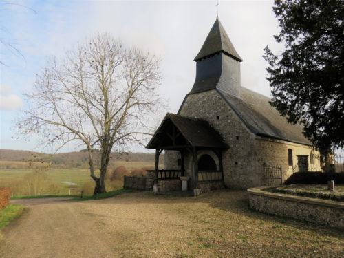 Chapel of Saint Sulpice de Graimbouville