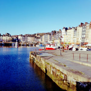 Honfleur accessible
